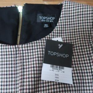 Topshop Dresses - Top Shop Mini dress *BRAND NEW*